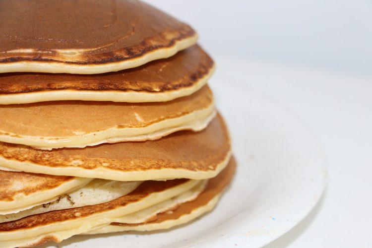 Pancakes by Tabeajaichhalt on Pixabay