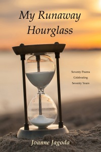 My Running Hourglass by Joanne Jagoda
