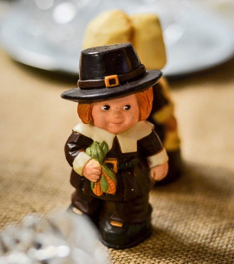 Pilgrim tchotchke